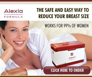 natural breast reduction